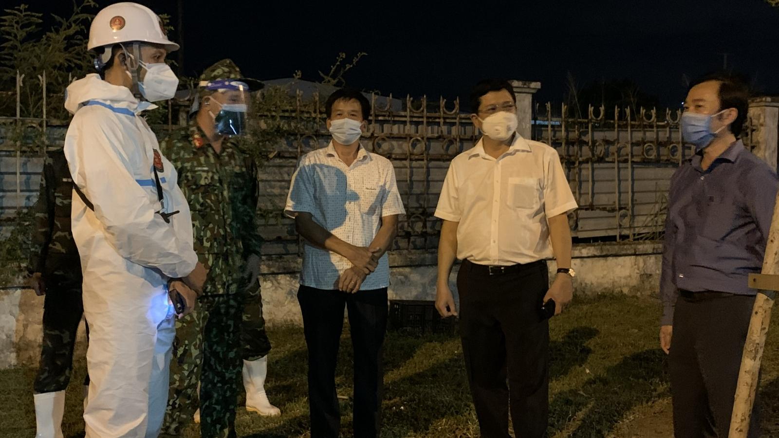 Đón người từ TP.HCM về: Đà Nẵng nói chưa miễn phí tiền ăn