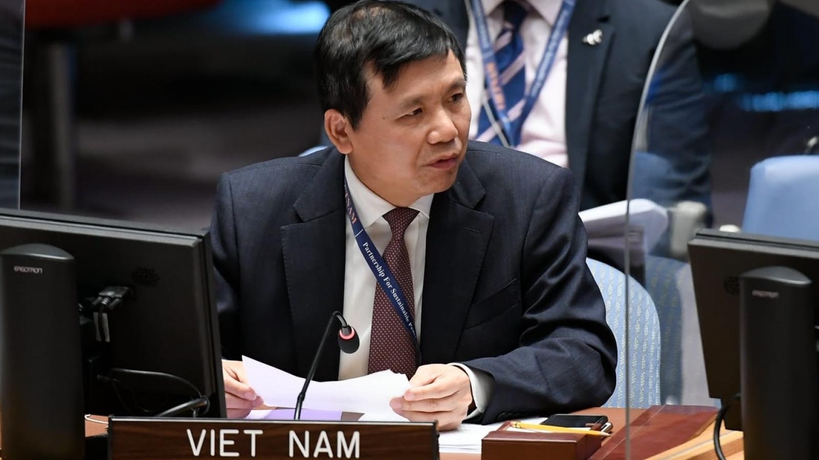 Việt Nam hoan nghênh nỗ lực của Trung tâm Ngoại giao Phòng ngừa Liên Hợp Quốc ở Trung Á