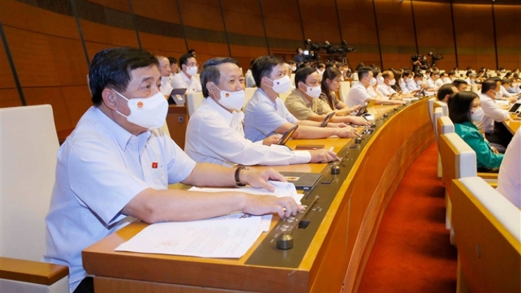 New Gov't has 18 ministries, 4 ministerial-level agencies