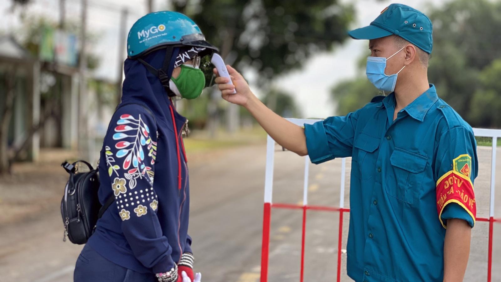 Tây Ninh có thêm 143 ca mắc Covid-19, 2 người tử vong