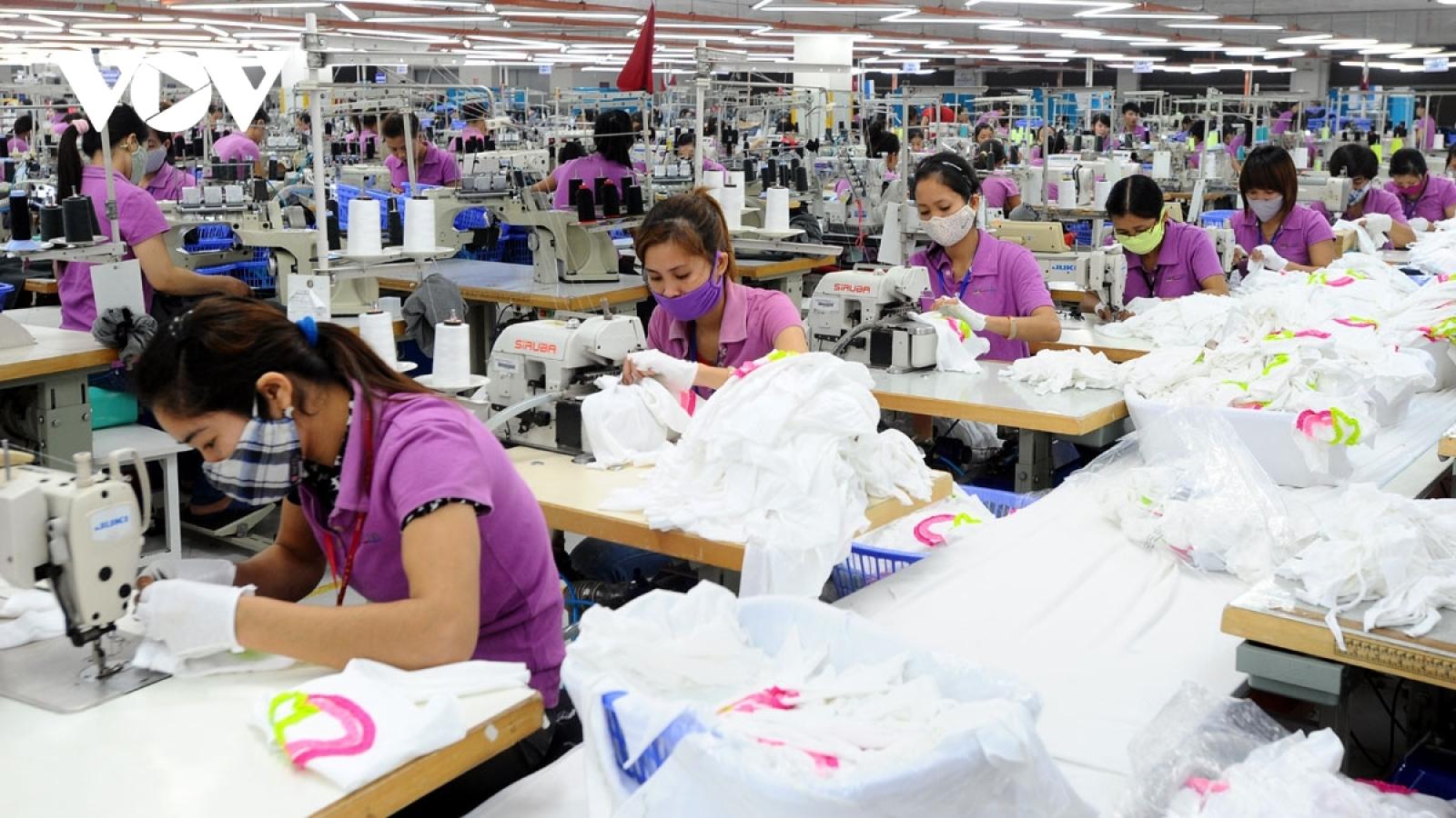 Kim ngạch thương mại Việt Nam – Lào tiếp tục tăng trong nửa đầu năm 2021
