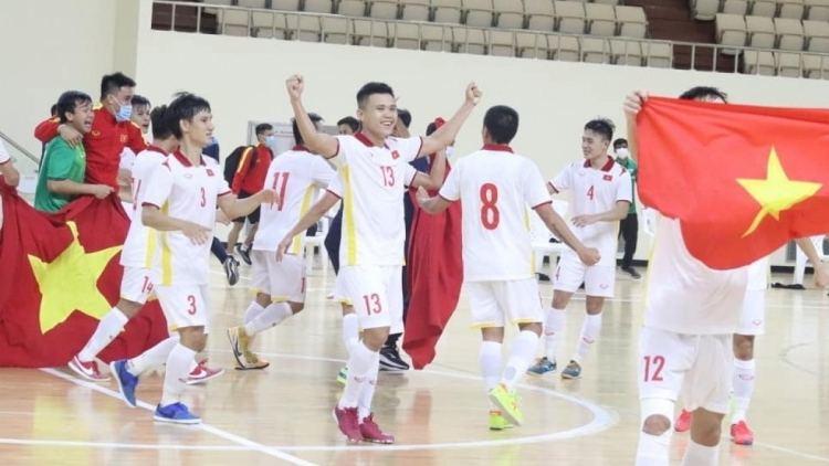 Vietnam futsal team to play warm-up matches ahead of World Cup