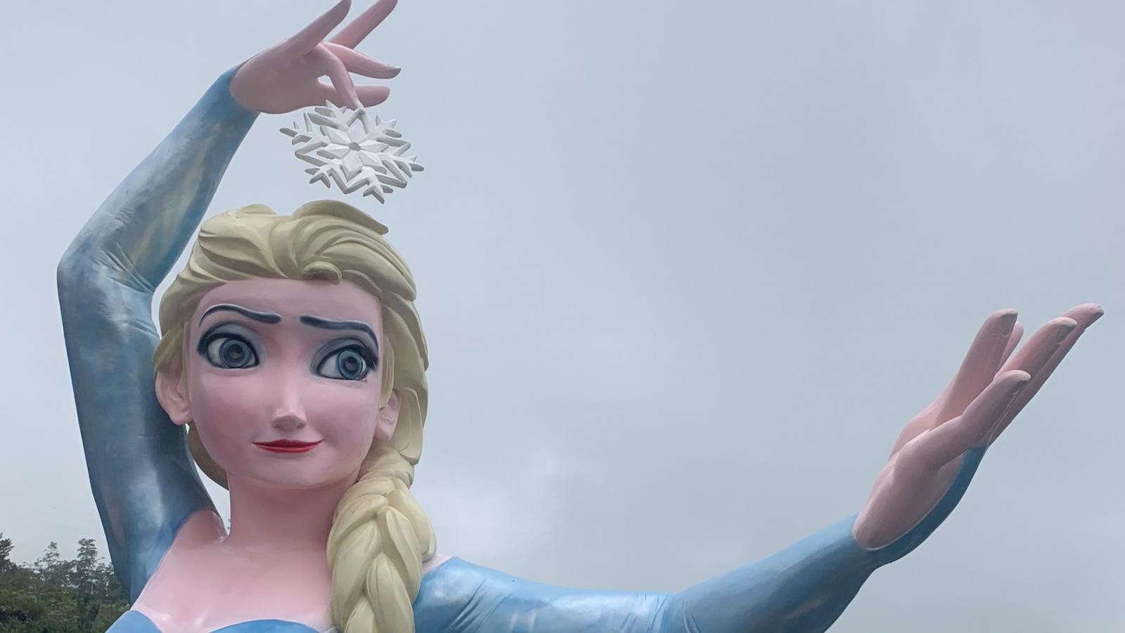 Sau vụ việc tượng Elsa, Sa Pa mở rộng kiểm tra các điểm check-in trên địa bàn