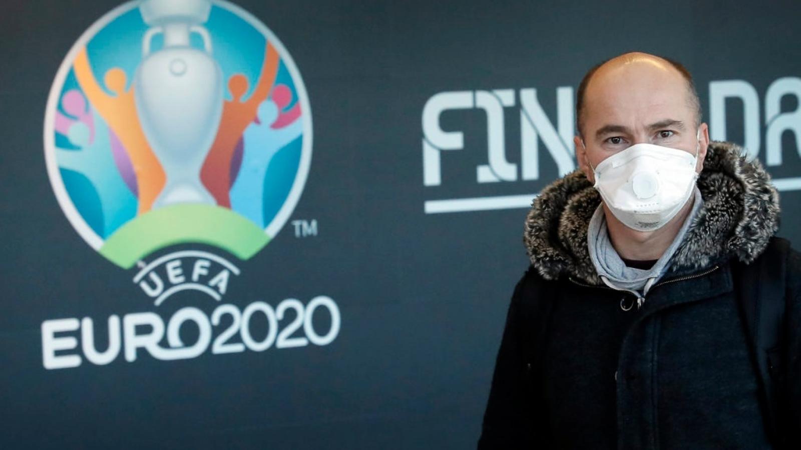 Anh đẩy mạnh biện pháp ngừa Covid-19 trước trận chung kết EURO 2020 với Italy