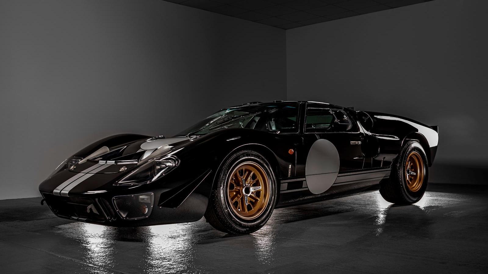 Ford GT40 được điện hóa bởi Everrati