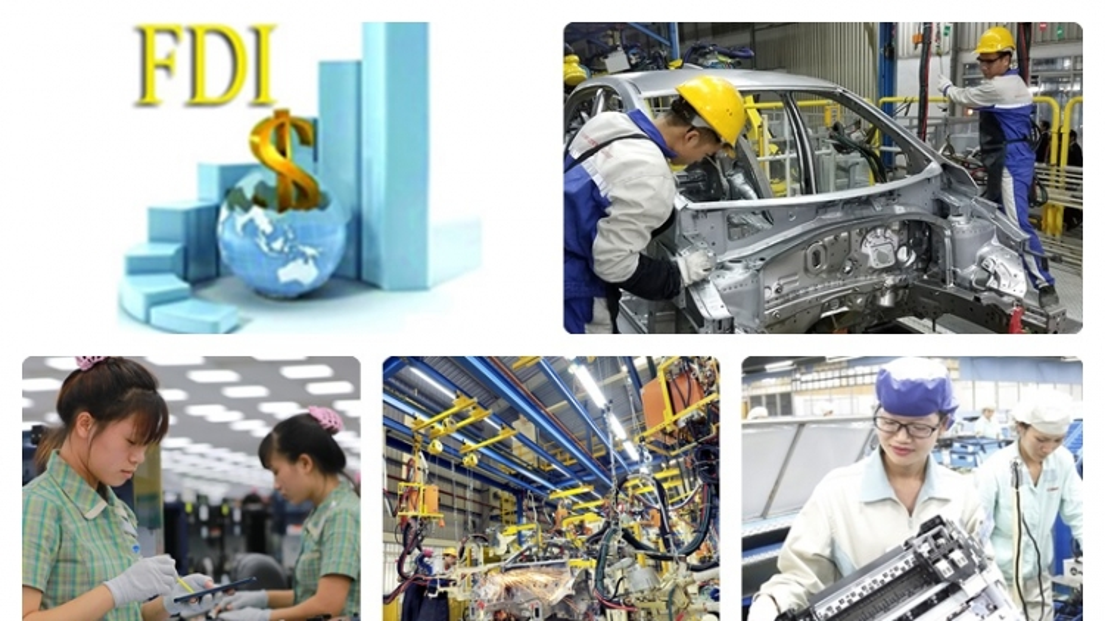 Giải ngân vốn FDI giảm mạnh trong tháng 7 vì Covid-19