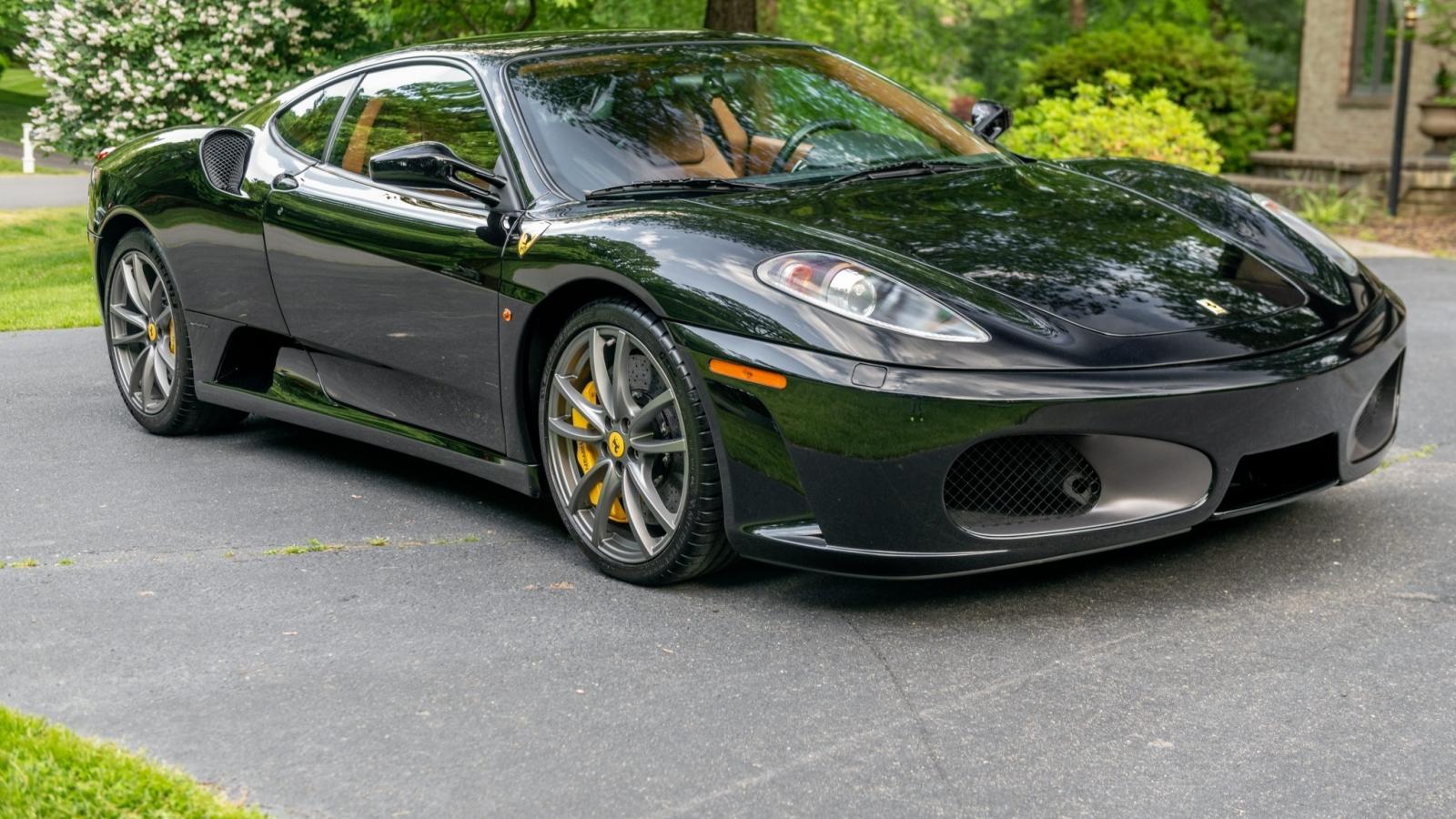 Ferrari F430 tuyệt đẹp 16 năm sau khi xuất xưởng