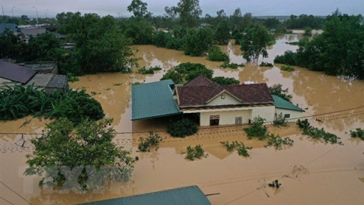 Natural disasters cost Vietnam VND508 billion in first half