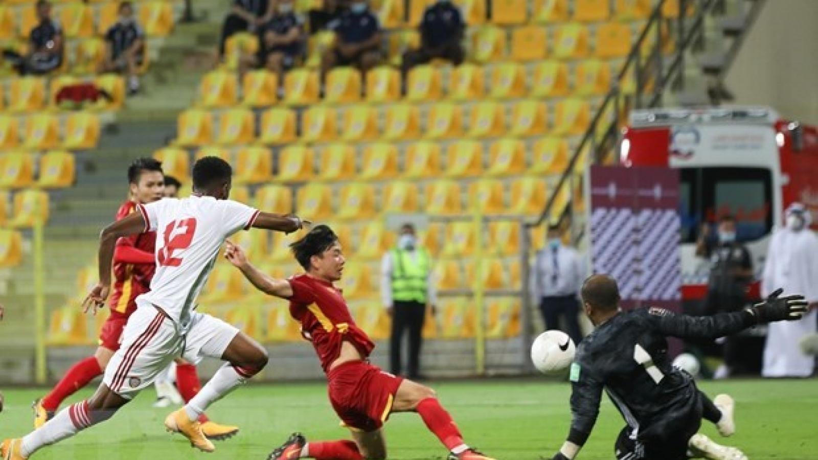 Vietnam may shock World Cup 2022's final qualifiers: Australian newspapers