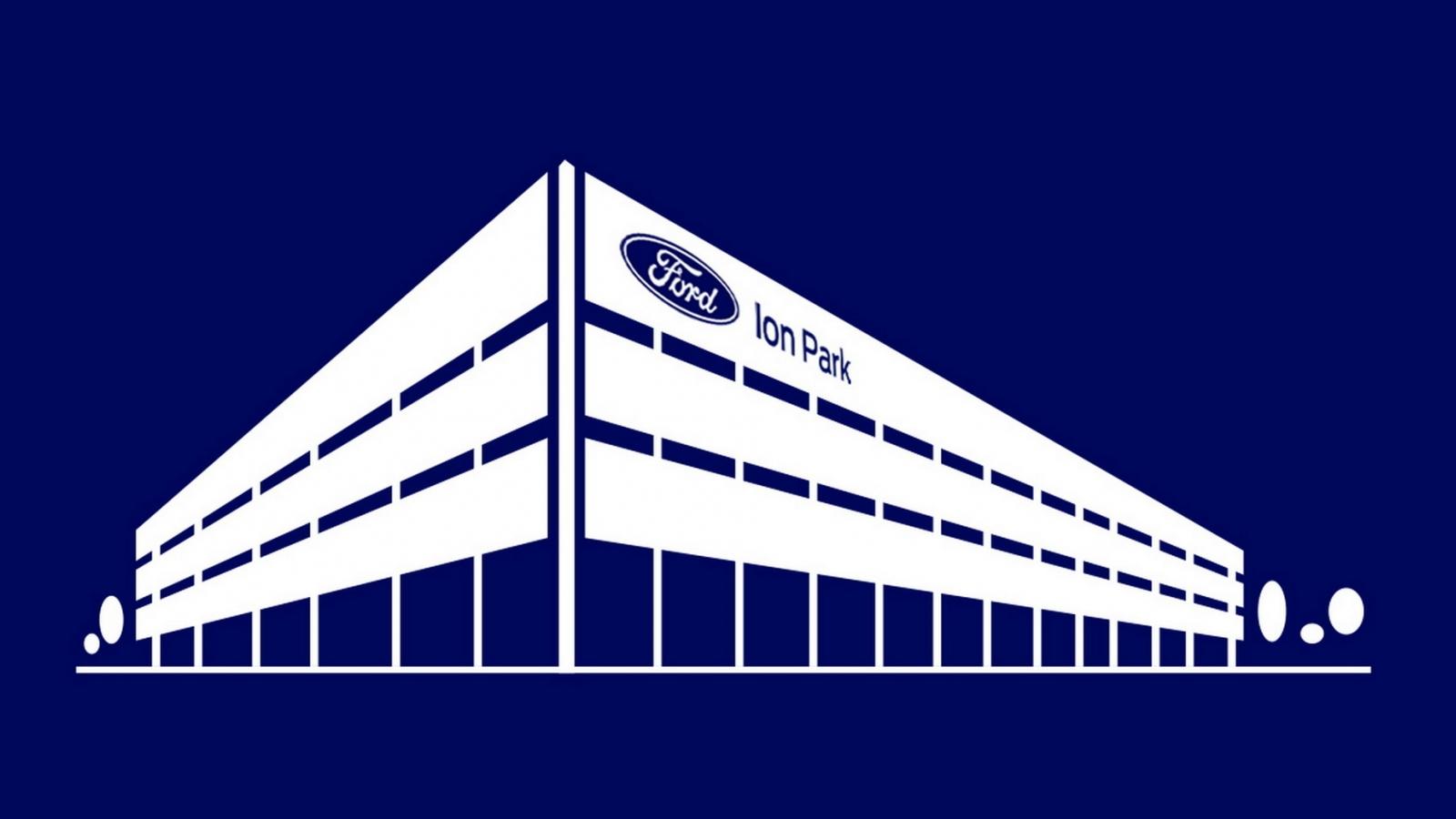 Trung tâm phát triển pin mới của Ford