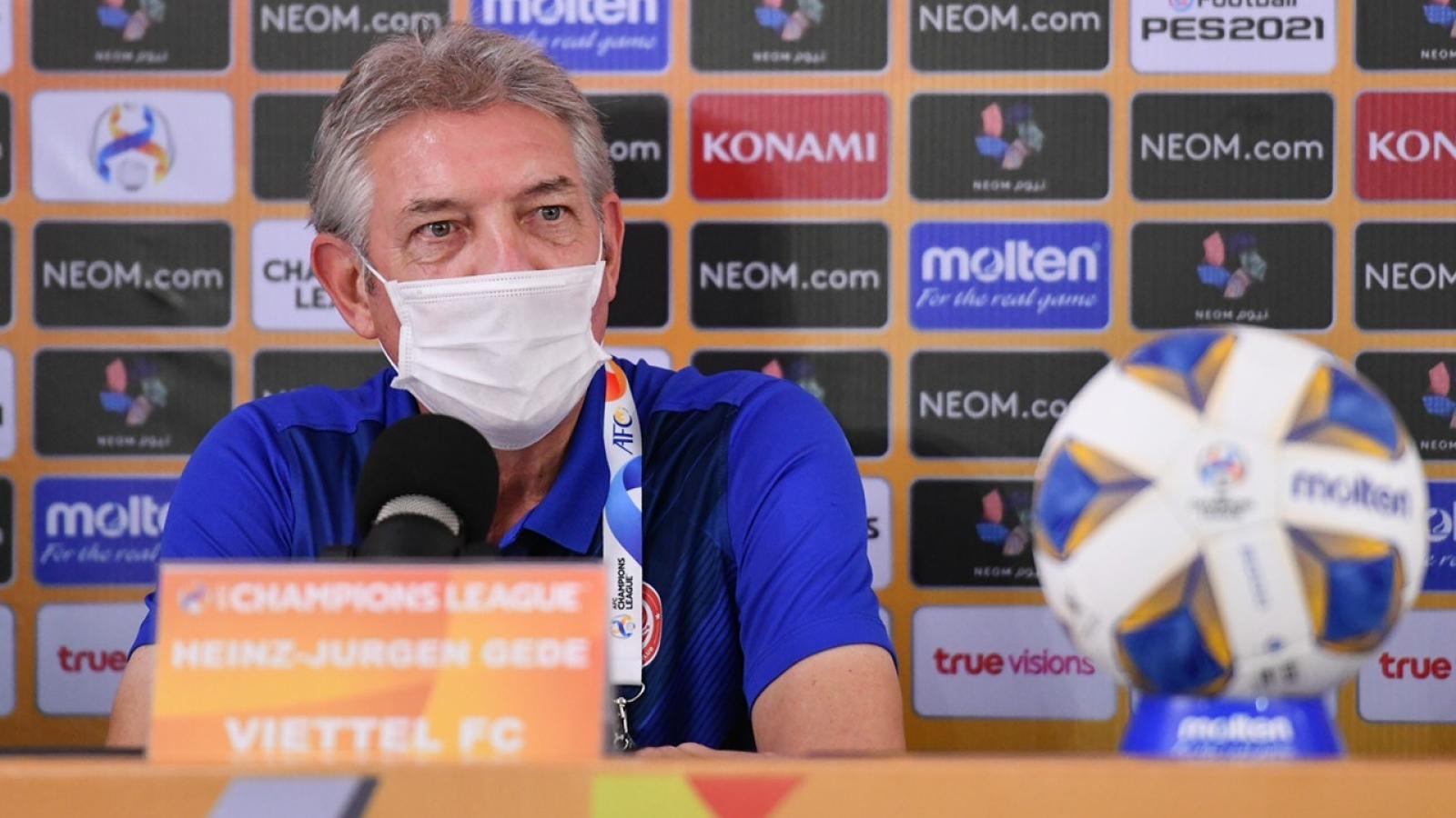 Viettel FC tiệm cận thành tích lịch sử của HAGL ở AFC Champions League