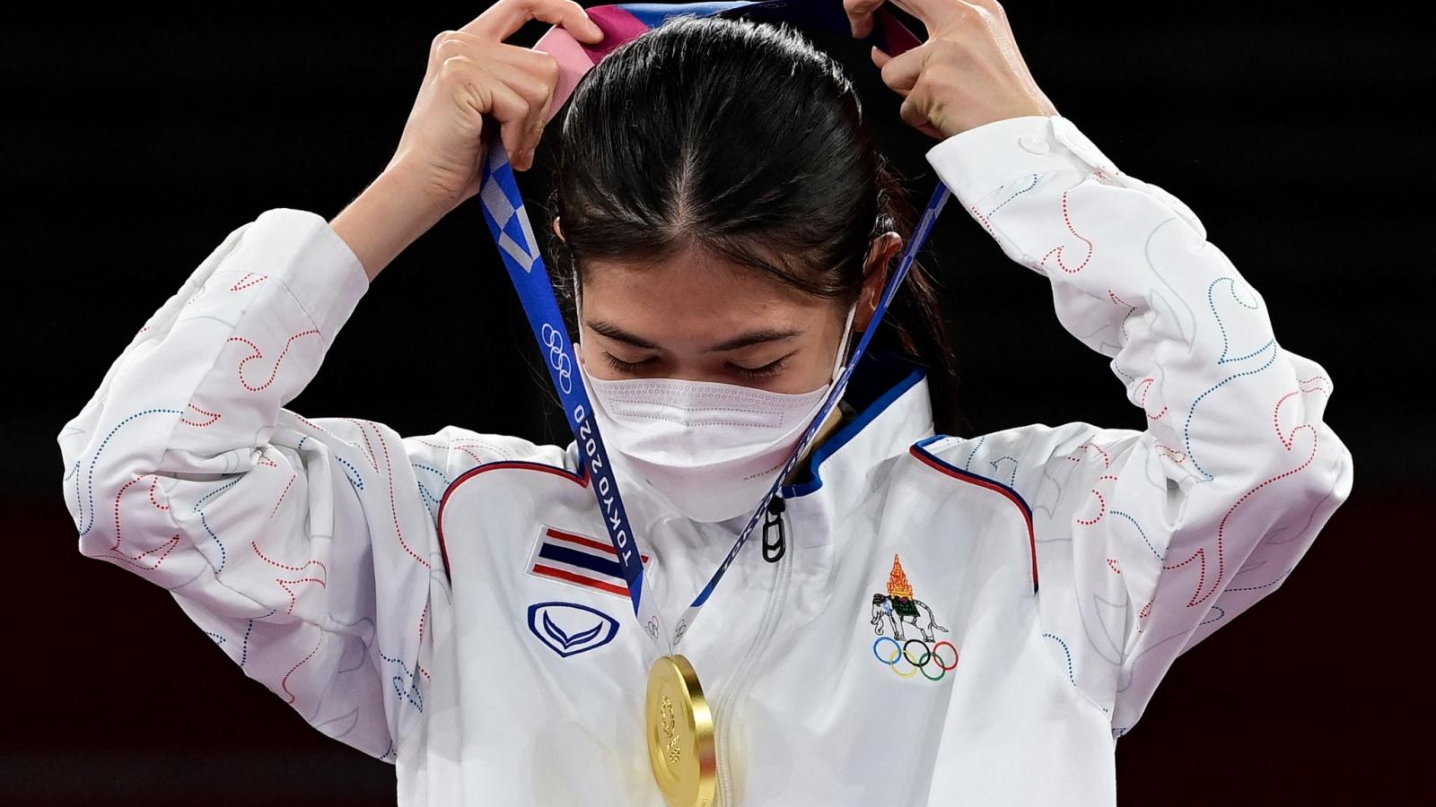 BXH huy chương Olympic Tokyo của các đoàn thể thao Đông Nam Á: Thái Lan sắp bị vượt mặt