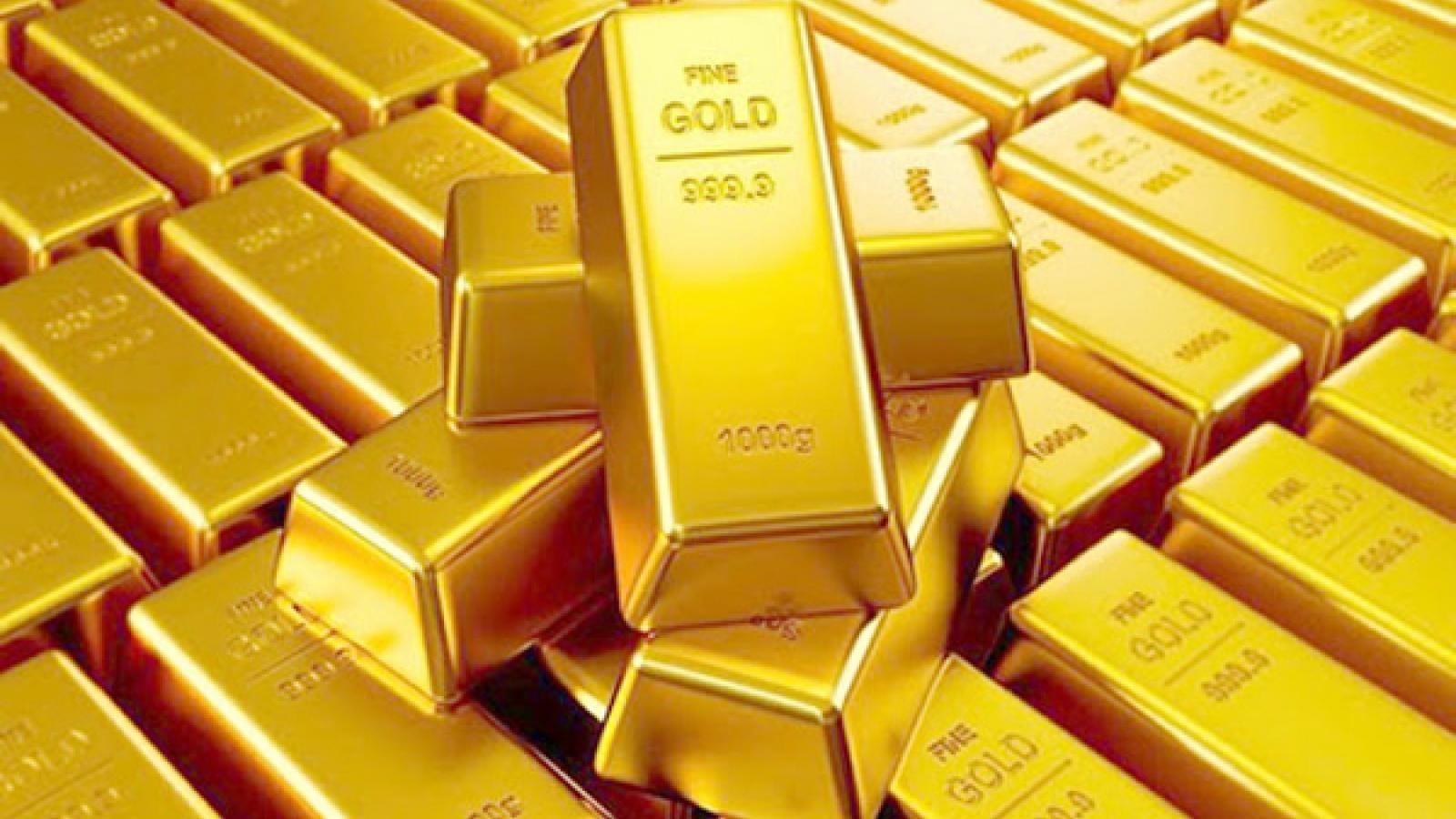 Giá vàng trong nước và thế giới đảo chiều giảm mạnh