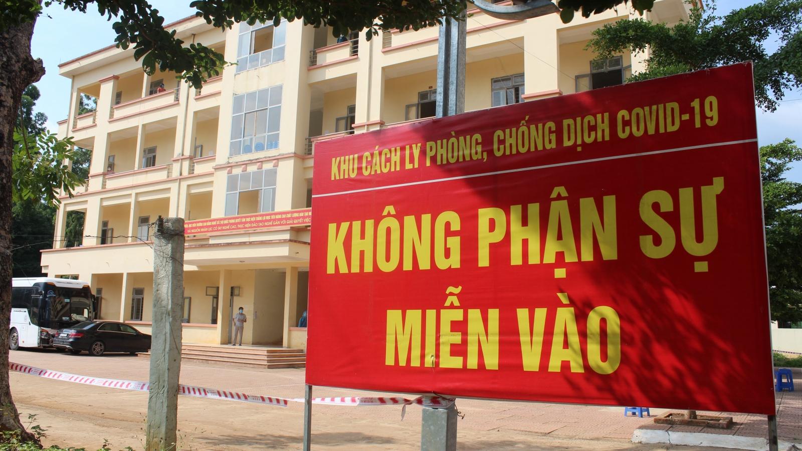 Sơn La tạm dừng một số hoạt động kinh doanh, giải trí từ 12h ngày 26/7