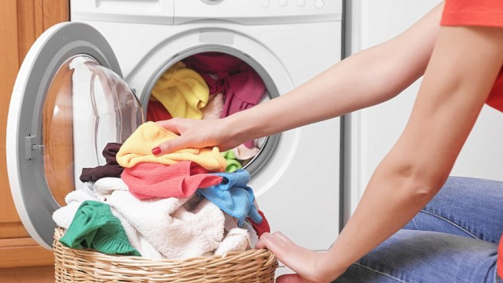 Thói quen sai lầm khi giặt đồ bạn nên biết