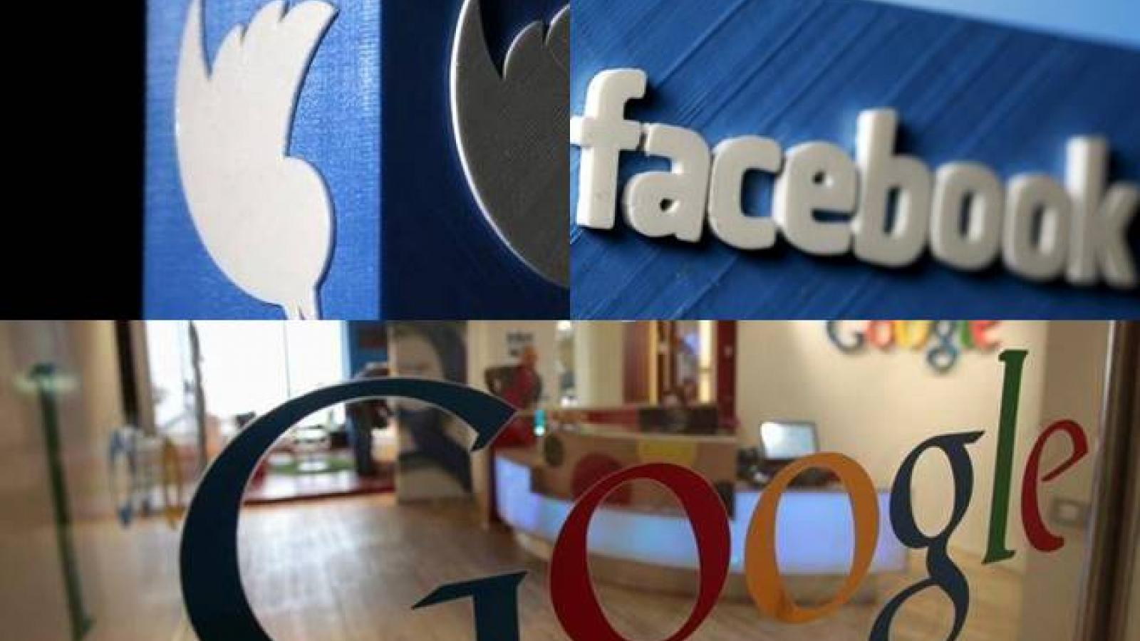 Cựu Tổng thống Mỹ Donald Trump kiện Facebook, Google và Twitter
