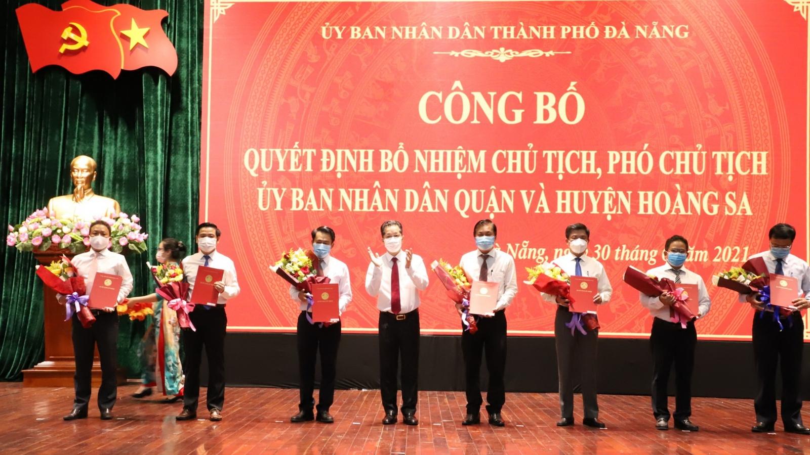 Đà Nẵng chính thức thí điểm mô hình chính quyền đô thị