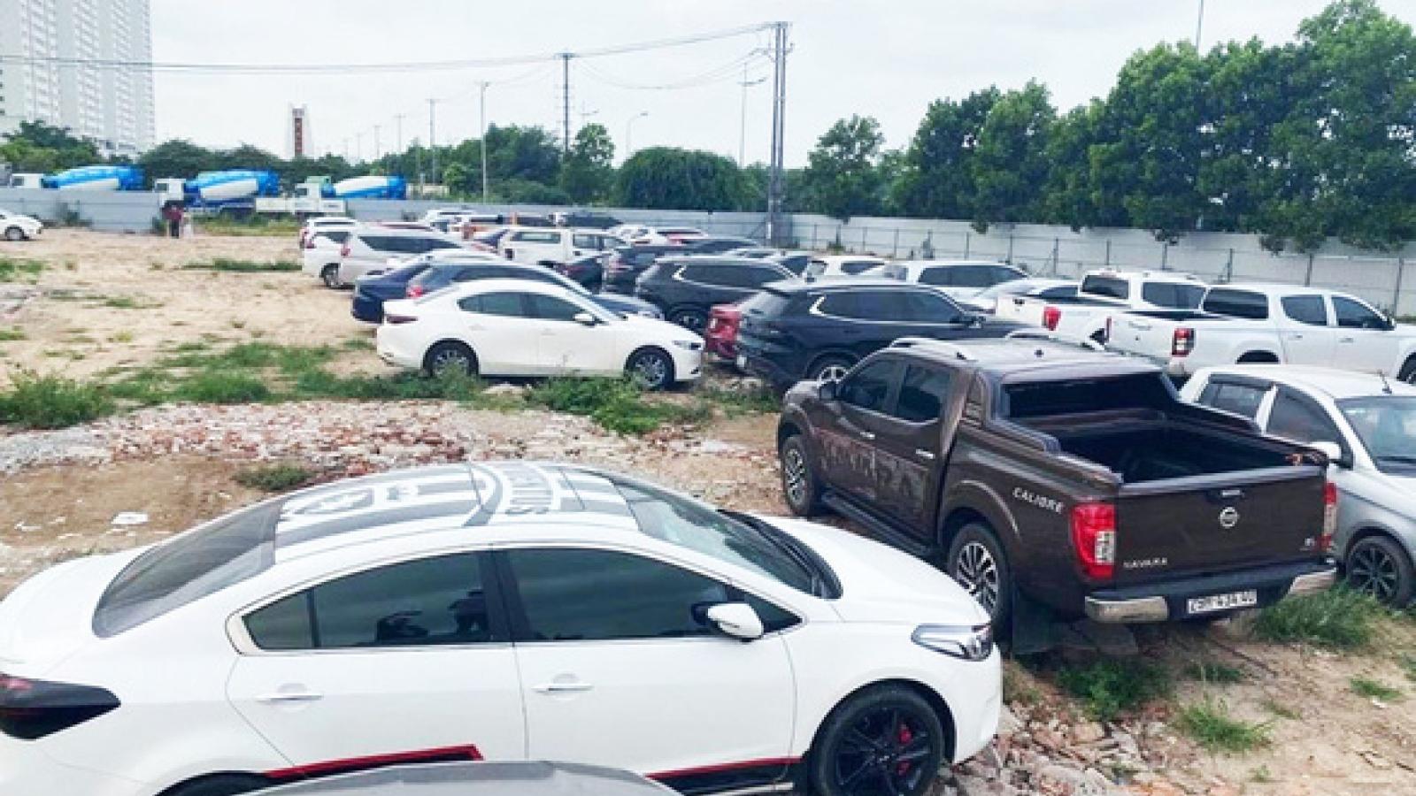 Đường dây tiêu thụ gần 100 xe ô tô trộm cắp ở Hà Nội: Khởi tố 4 bị can