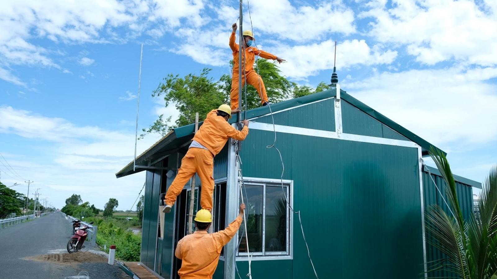 Tăng cường hướng dẫn phòng tránh tai nạn điện mùa mưa bão