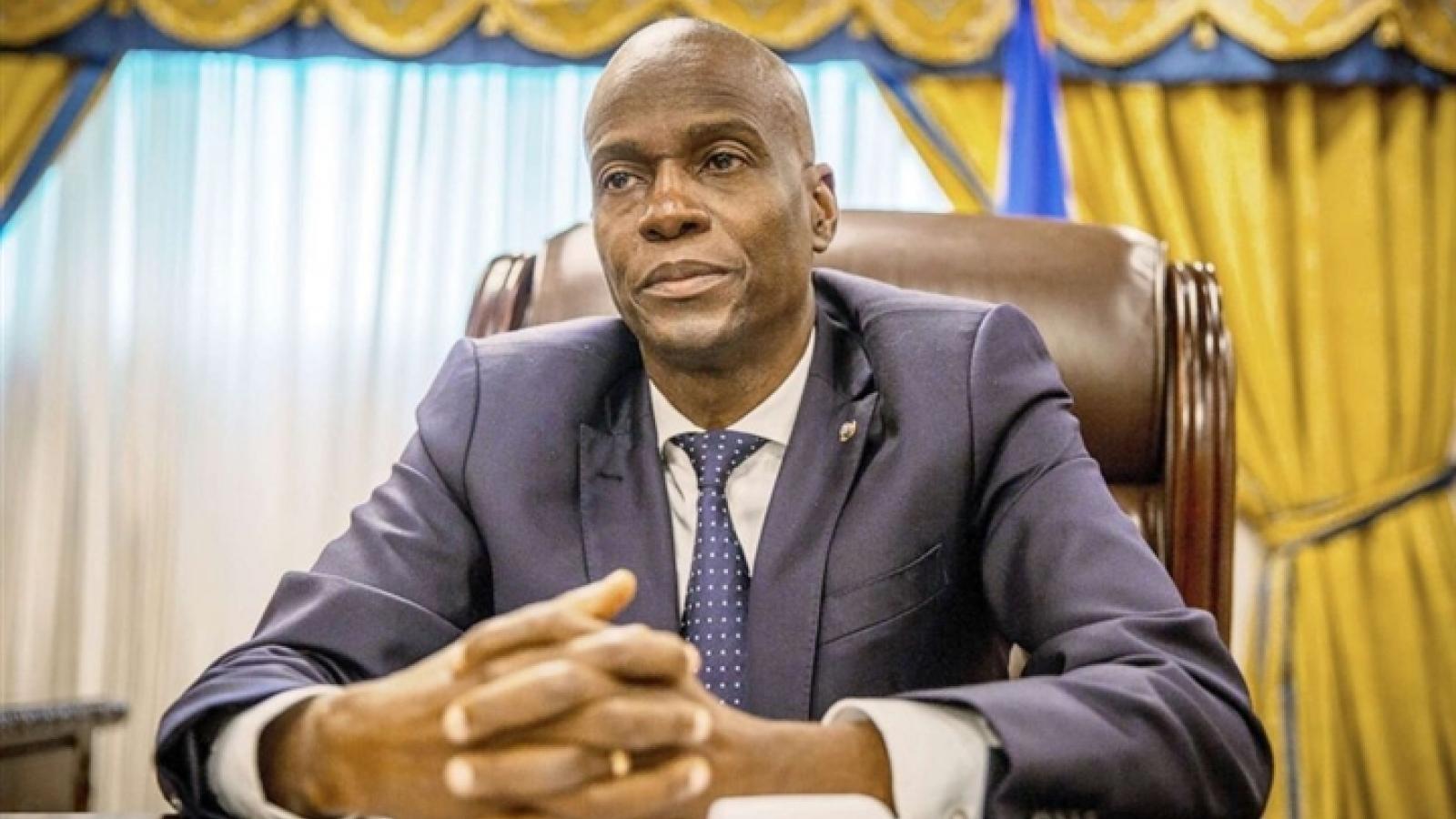 Cảnh sát truy lùng thêm các nghi phạm trong vụ ám sát Tổng thống Haiti