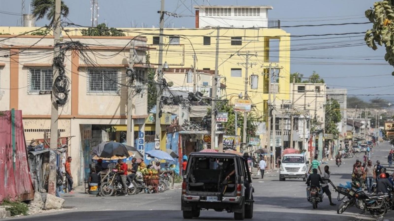 Mỹ và Colombia giúp Haiti điều tra vụ ám sát Tổng thống Jovenel Moise