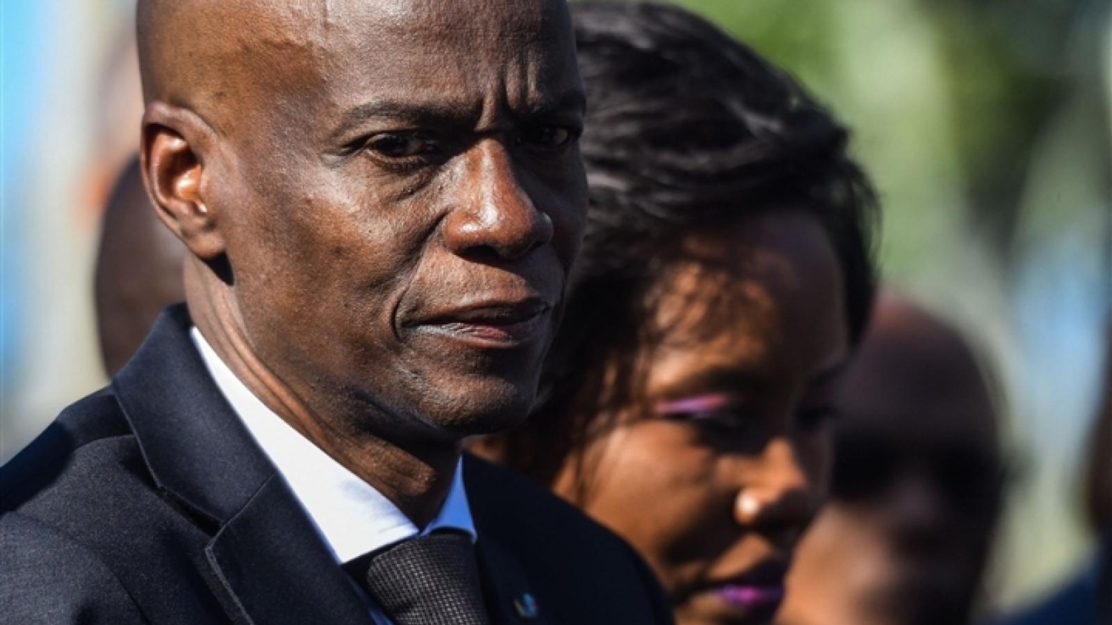Mỹ lên án vụ ám sát Tổng thống Haiti