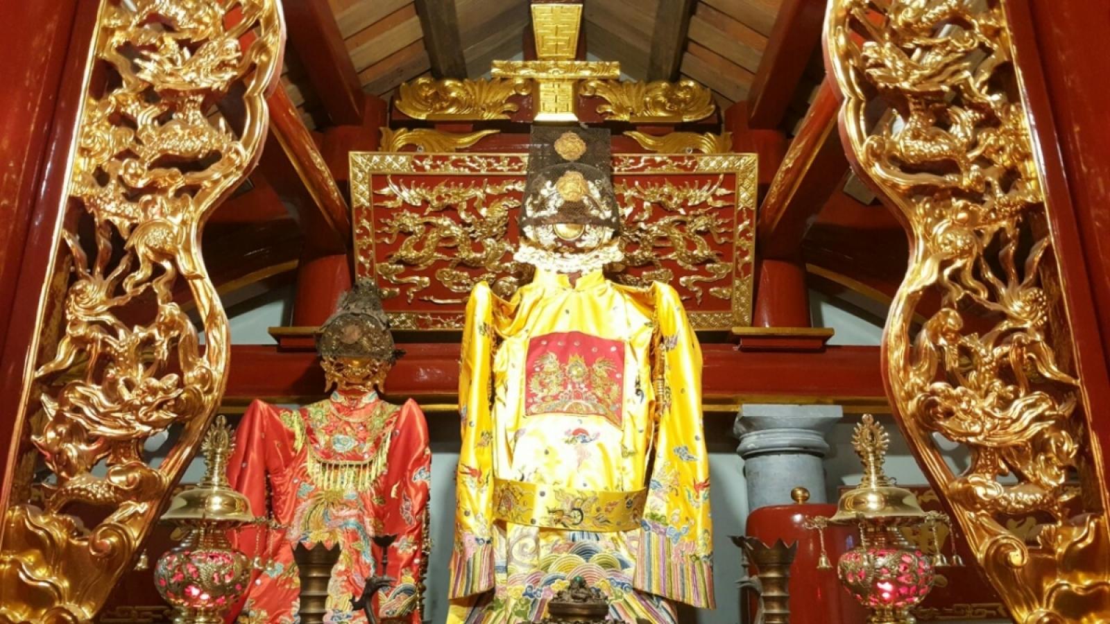 Đình Trung Tự và những nét cổ kính nơi kinh thành Thăng Long xưa