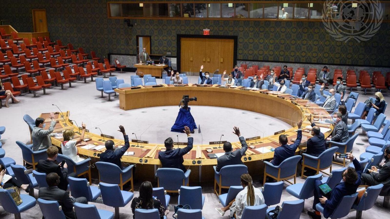 HĐBA thông qua nghị quyết gia hạn nhiệm vụ Phái bộ Gìn giữ Hoà bình tại CH Síp