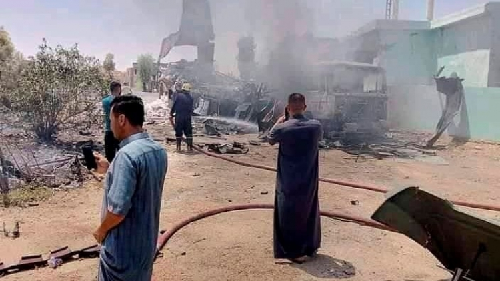 Hàng loạt vụ tấn công nhằm vào lực lượng Mỹ tại Iraq và Syria