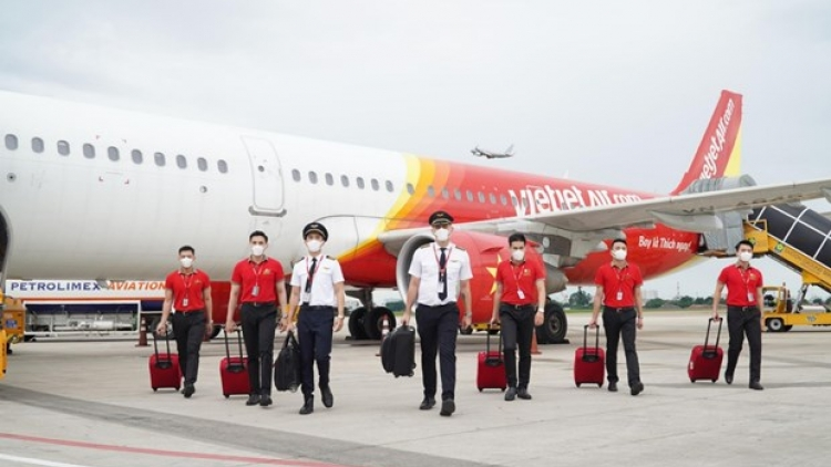 Vietjet offers millions of 77%-off tickets flying from Hanoi