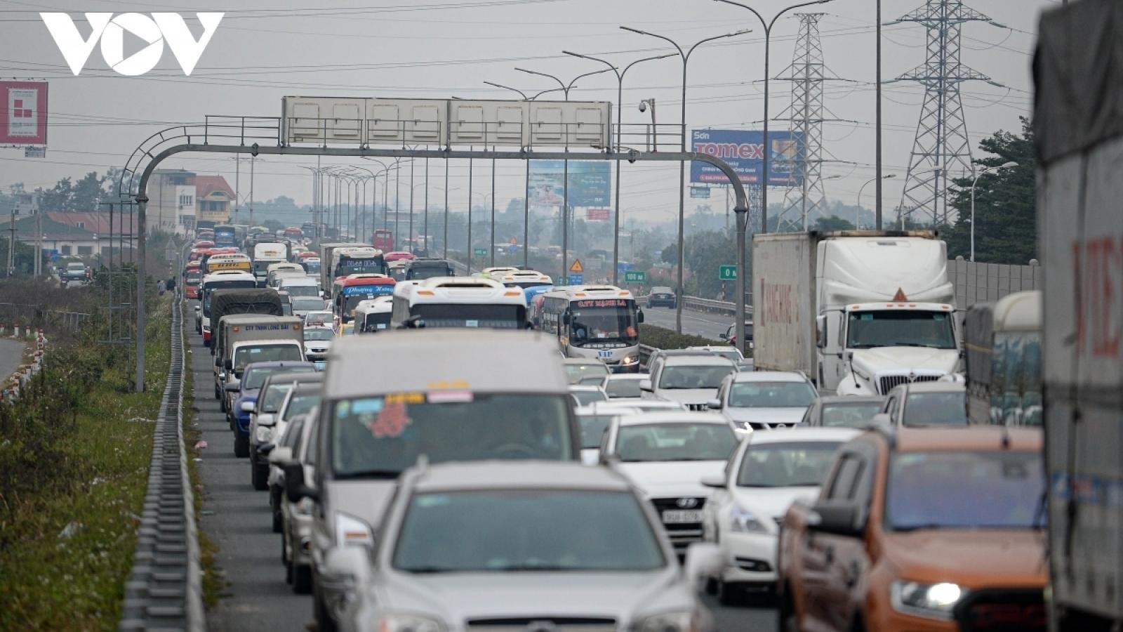 """Lái xe cần biết những """"luồng xanh"""" Hà Nội kết nối với luồng xanh Quốc gia"""