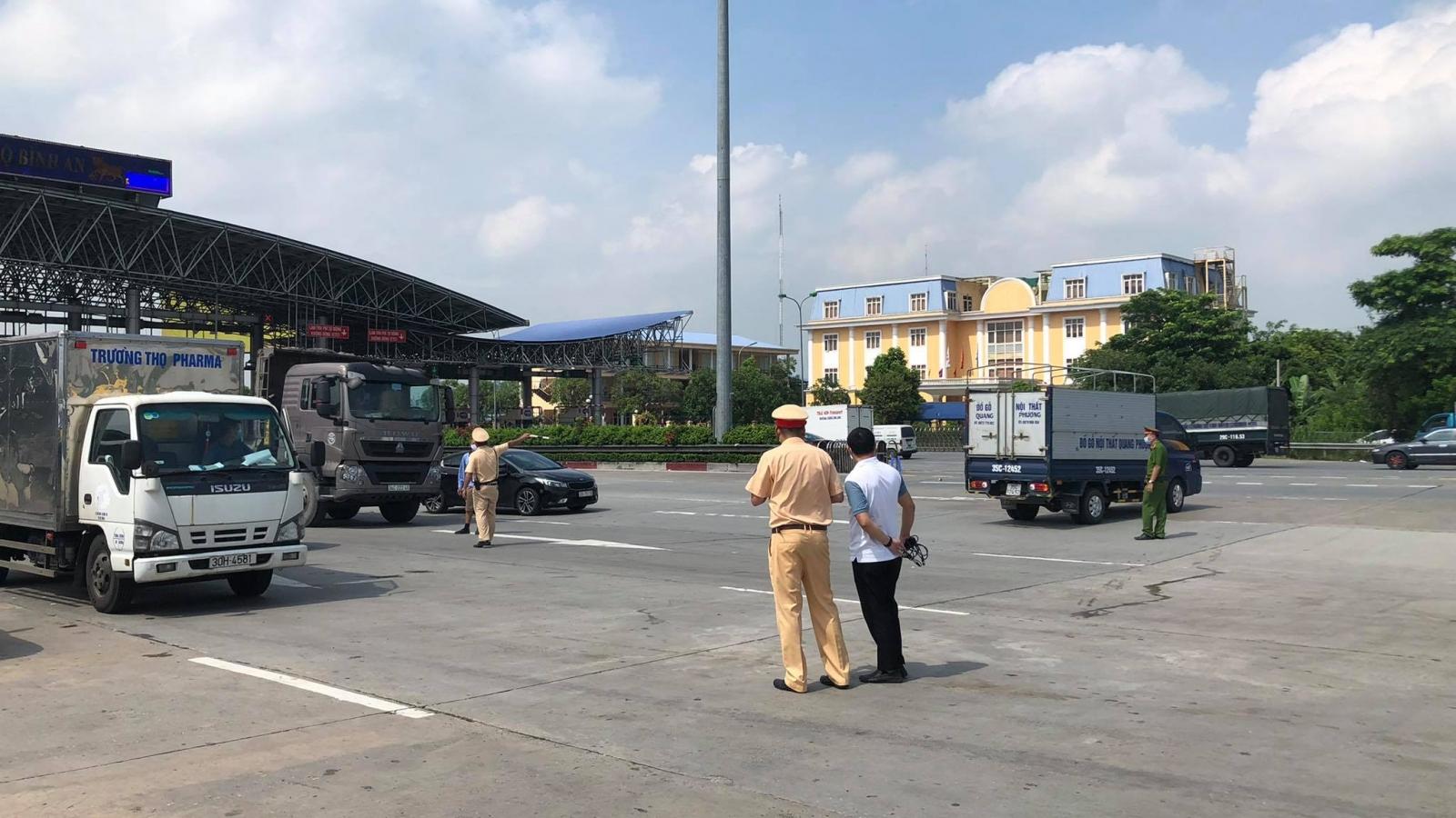Những tuyến đường tránh đi qua Hà Nội, phương tiện có thể lựa chọn