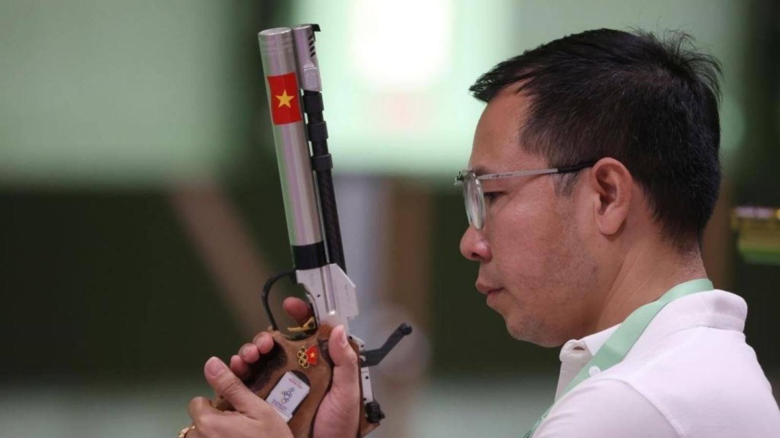 Hoàng Xuân Vinh nói gì khi không thể bảo vệ HCV Olympic?