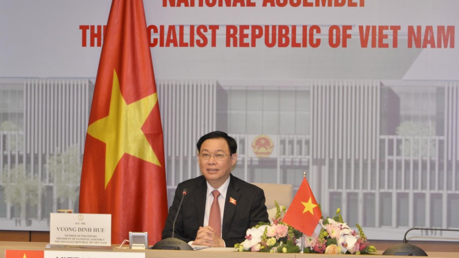 Vietnam aspires to ramp up all-around cooperation with Hungary