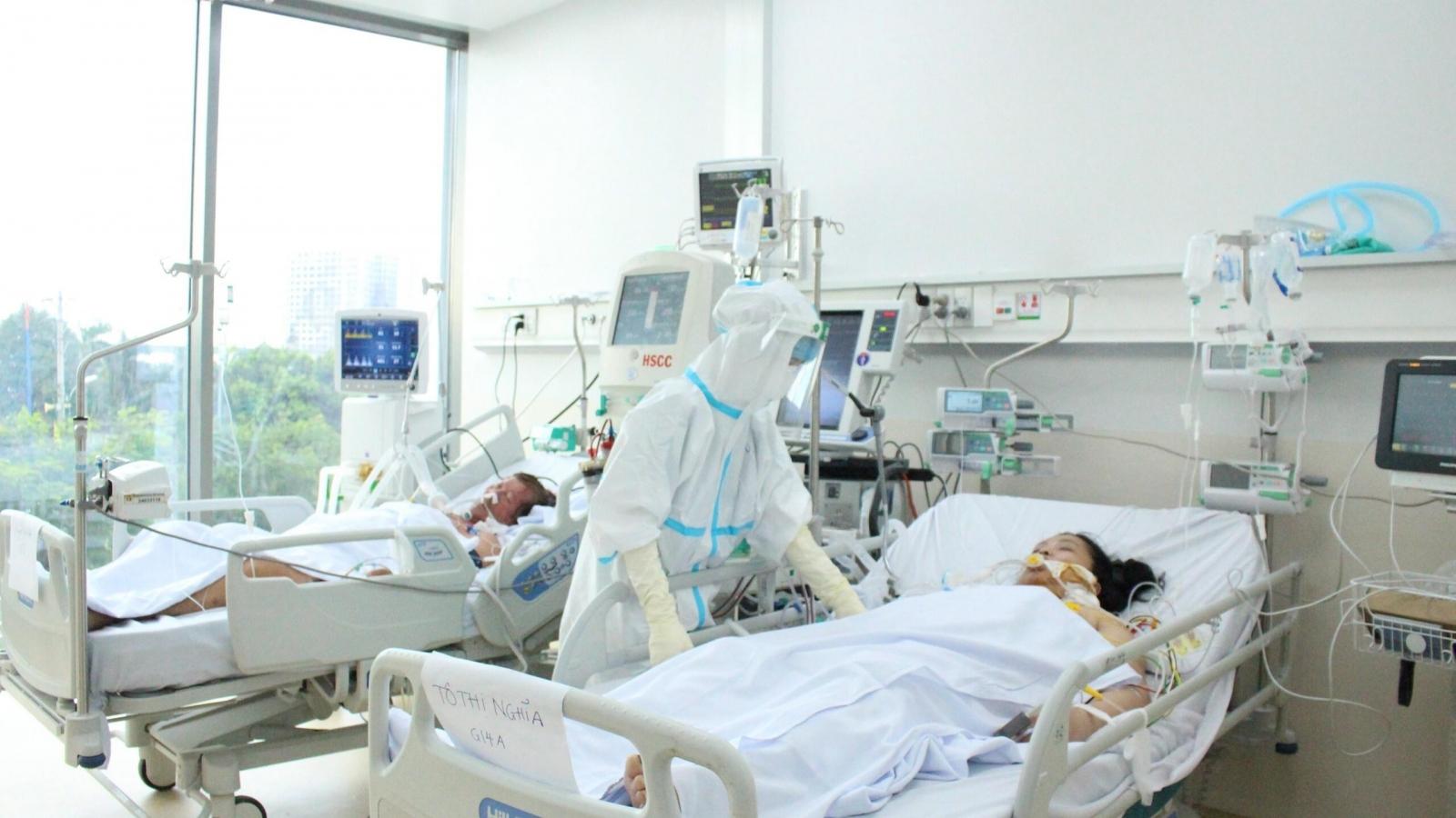 TP.HCM công bố thêm 129 ca tử vong vì COVID-19