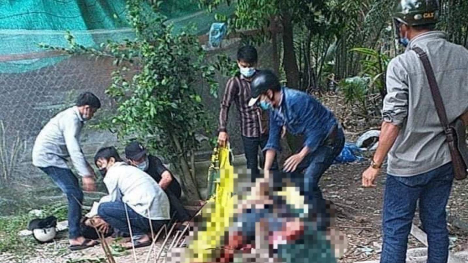 Hỗn chiến tại Long An, 2 thanh niên bị đâm tử vong