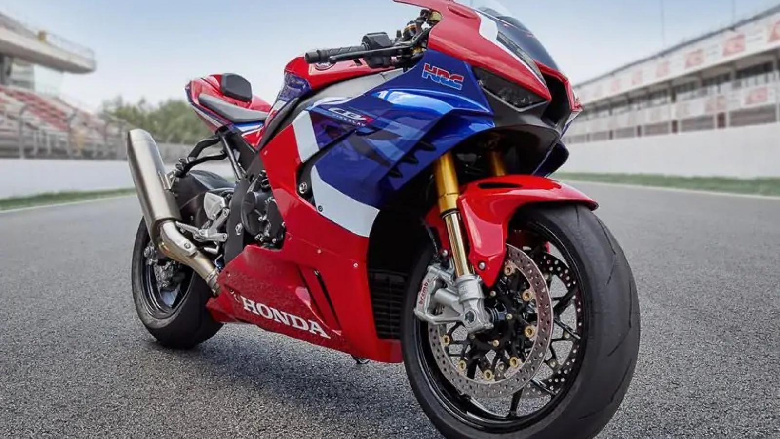 Triệu hồi Honda CBR1000RR-R nhập khẩu Nhật Bản