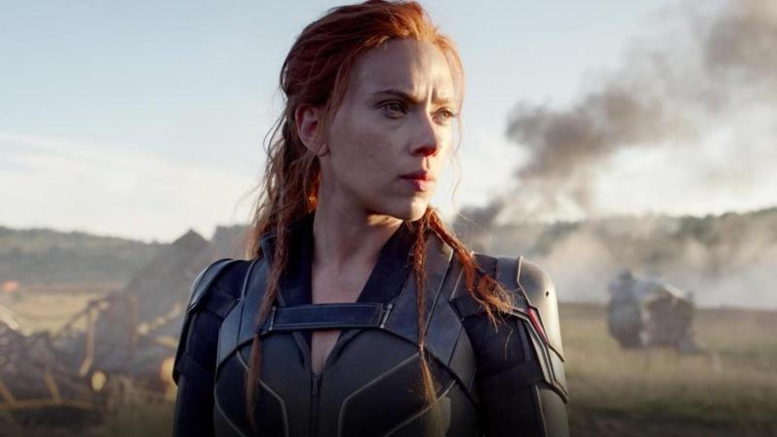 """Bom tấn Marvel """"Black Widow"""" mở màn rực rỡ với doanh thu 215 triệu USD"""