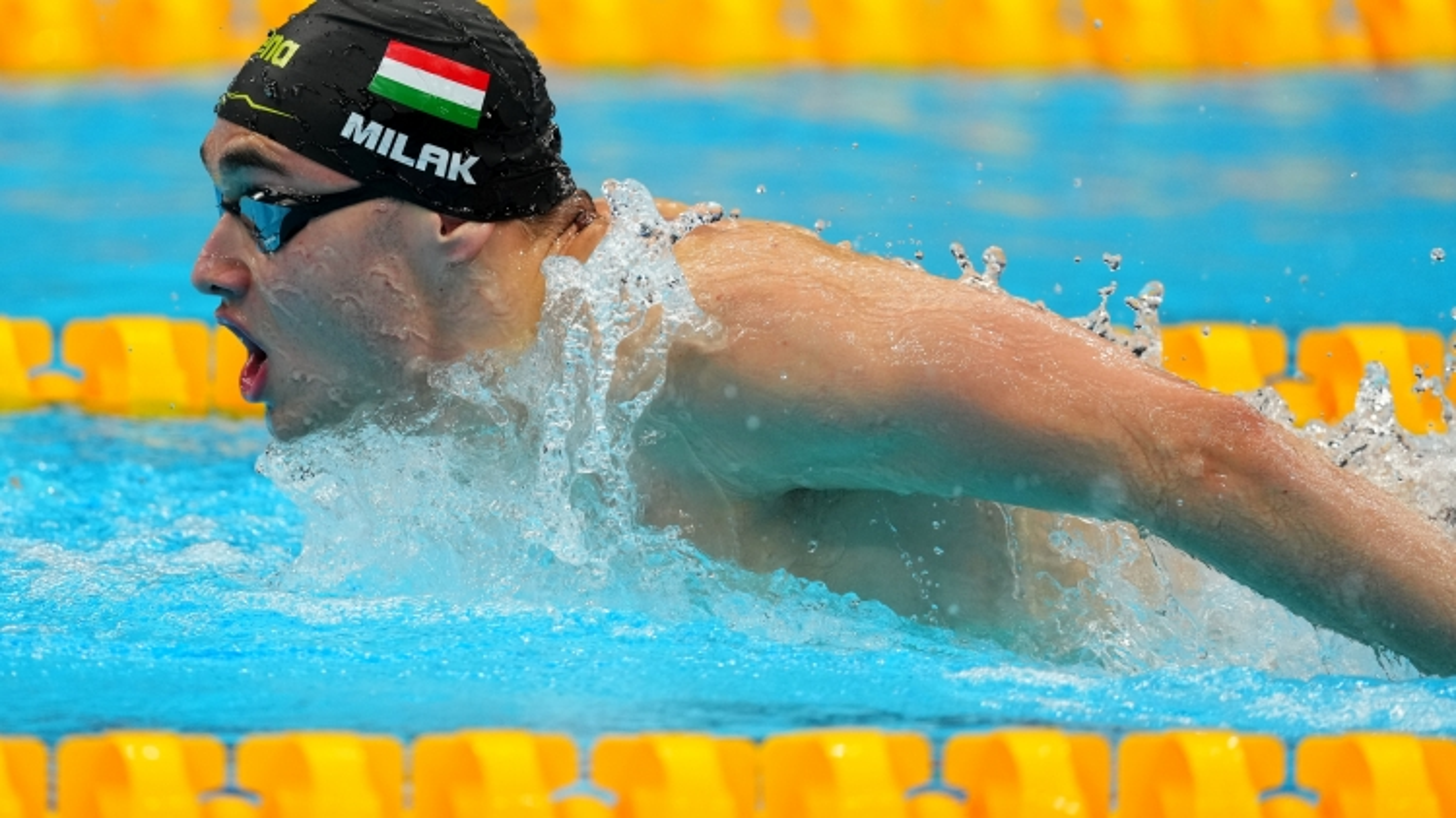"""""""Kình ngư"""" Hungary phá kỷ lục Olympic tồn tại 13 năm của Michael Phelps"""