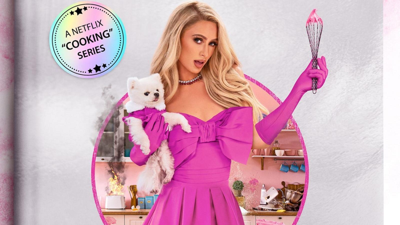 Paris Hilton lần đầu thử sức làm đầu bếp trên Netflix