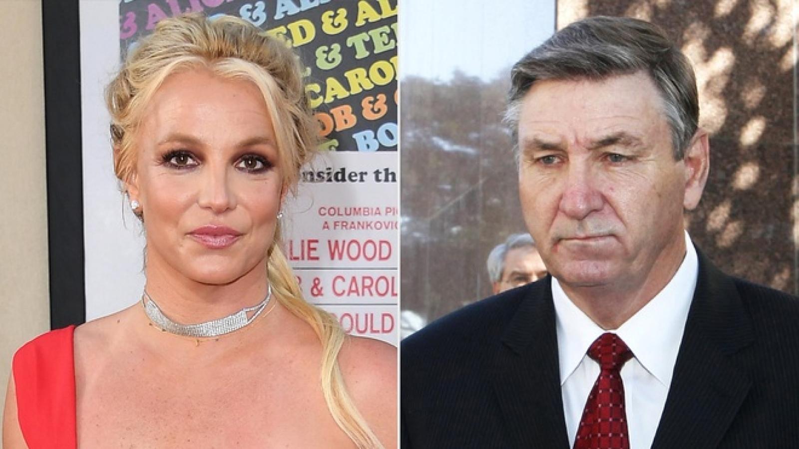 Britney Spears nộp đơn xin huỷ quyền giám hộ tài sản của cha ruột
