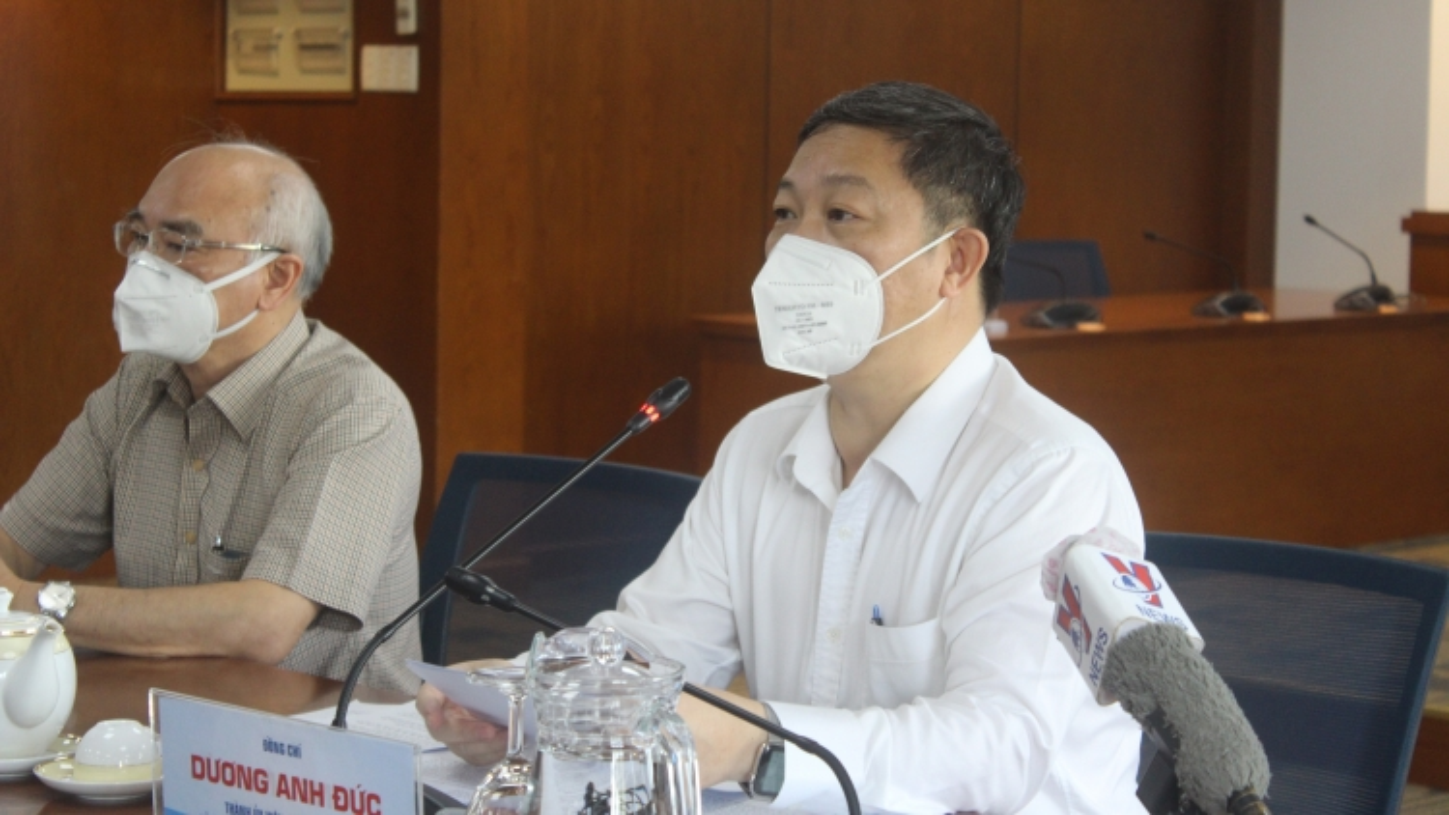 TP.HCM thông tin về việc cho tập đoàn Vingroup mượn 5.000 liều vaccine