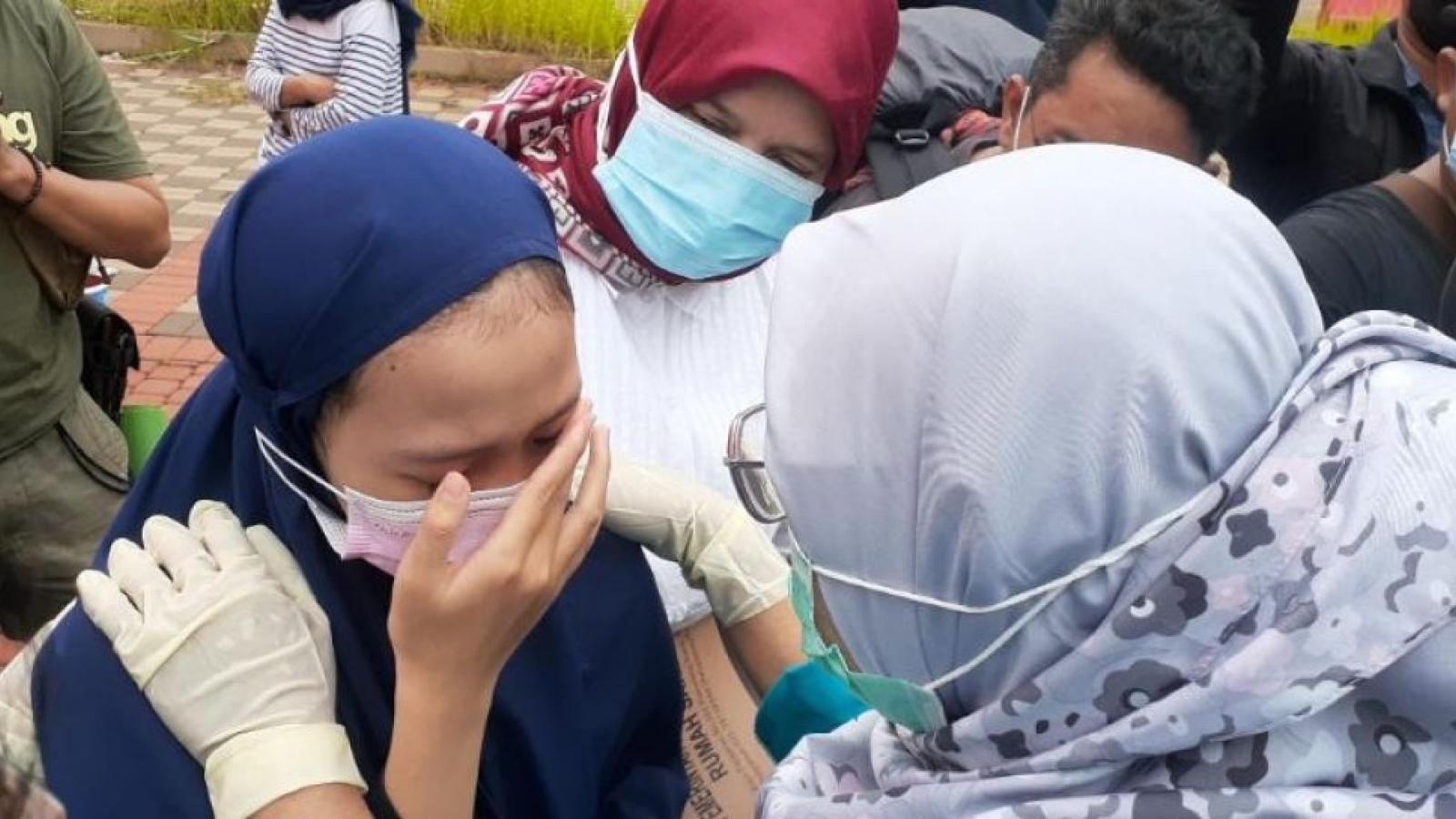 Thương xót hàng nghìn trẻ em Indonesia trở thành trẻ mồ côi vì Covid-19