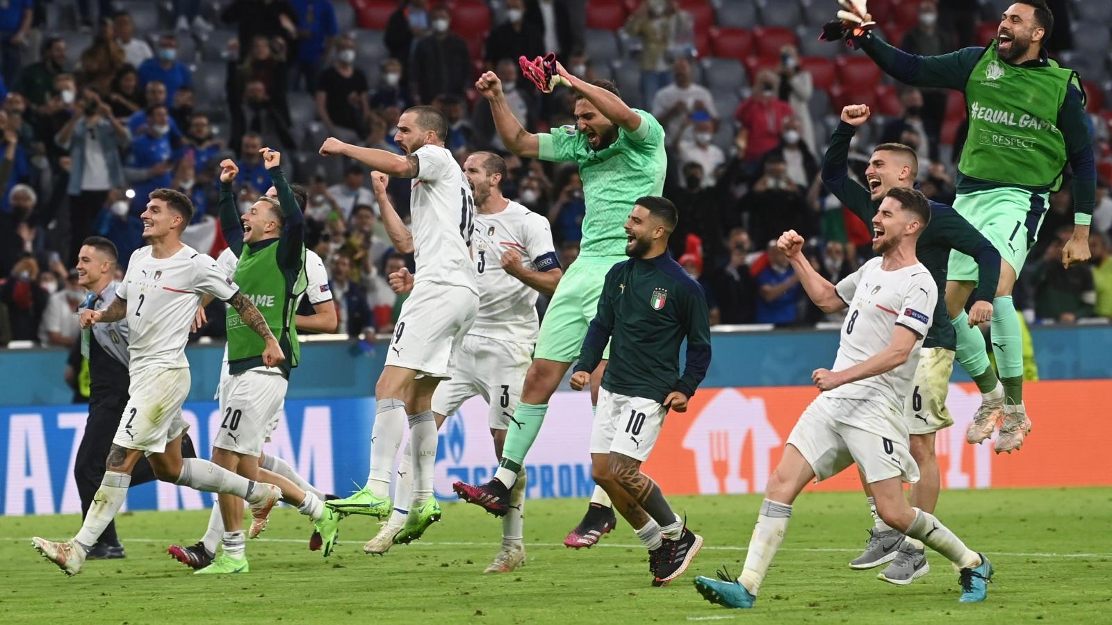 """Góc BLV: Italia sẽ """"hạ"""" Tây Ban Nha trong 90 phút để tiến vào chung kết EURO 2021"""