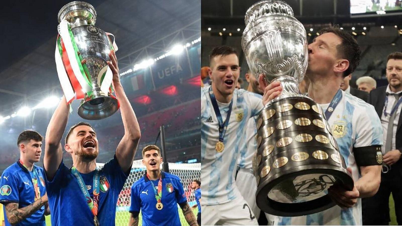 """Italia và Argentina lên lịch đá """"Siêu cúp Maradona"""""""