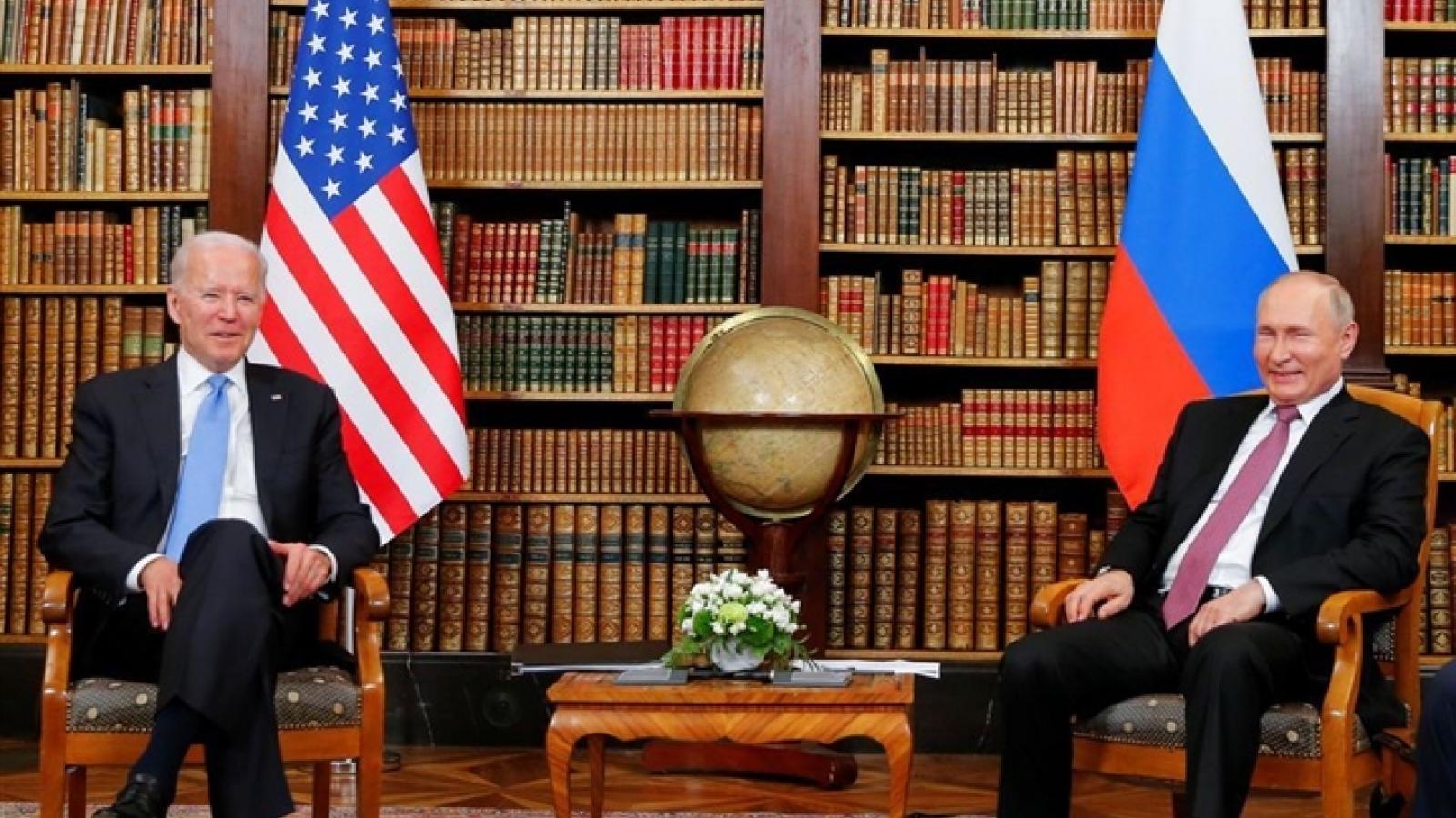 Nga vàMỹ sẵn sàng tạo đột phá chiến lược bất chấp căng thẳng leo thang
