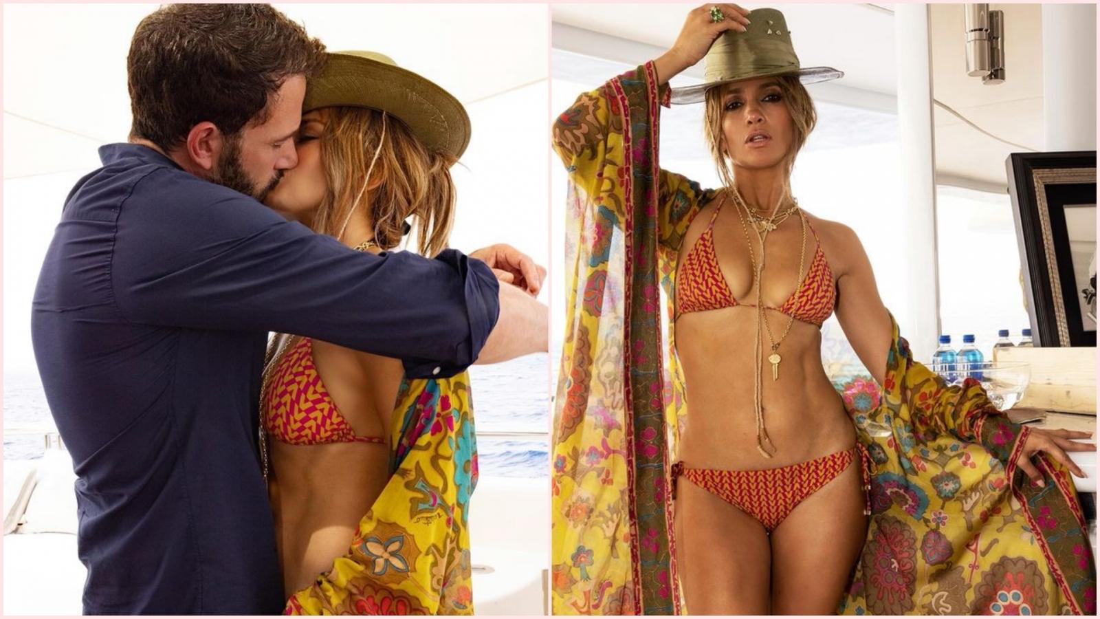 Jennifer Lopez kỷ niệm tuổi 52 bằng hình ảnh ngọt ngào