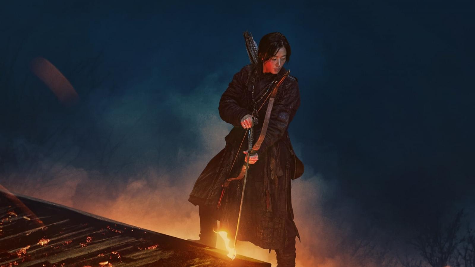 """Ngoại truyện """"Kingdom"""" tung poster mới của """"mợ chảnh"""" Jun Ji Hyun trước thềm lên sóng"""