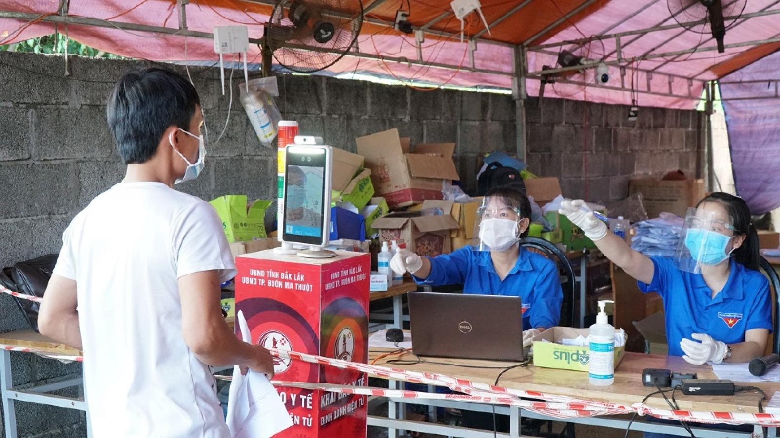 Đắk Lắk ghi nhận thêm 37 trường hợp dương tính với SARS-CoV-2