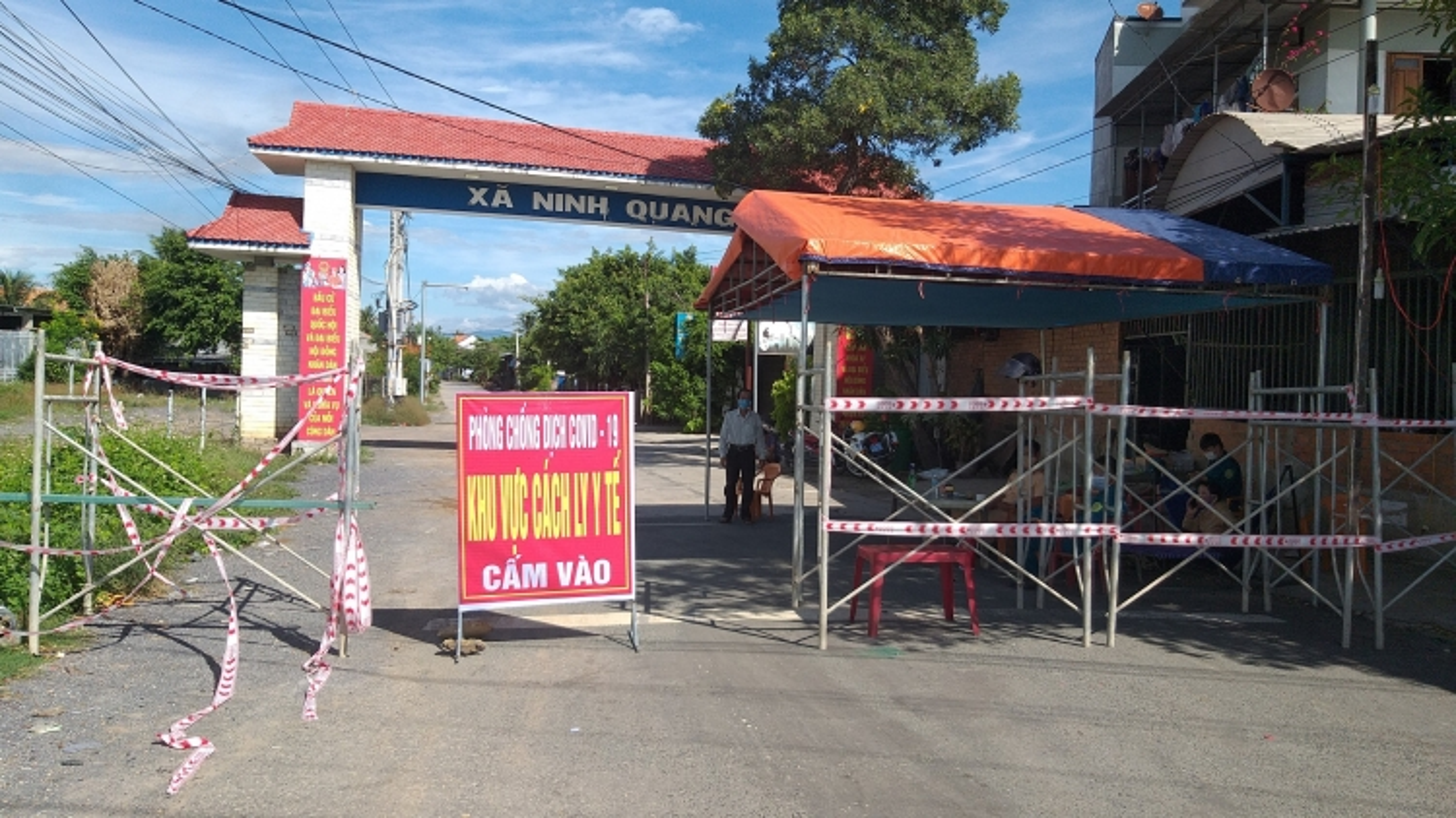 Khánh Hòa thực hiện hàng loạt biện pháp mạnh để dập dịch Covid-19 tại thị xã Ninh Hòa